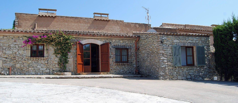 Rom ntica casa rural cerca de calonge behome mallorca - Casa rural romantica catalunya ...