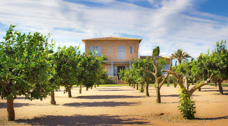 Real estate services in majorca luxury villas for sale for Real estate mallorca