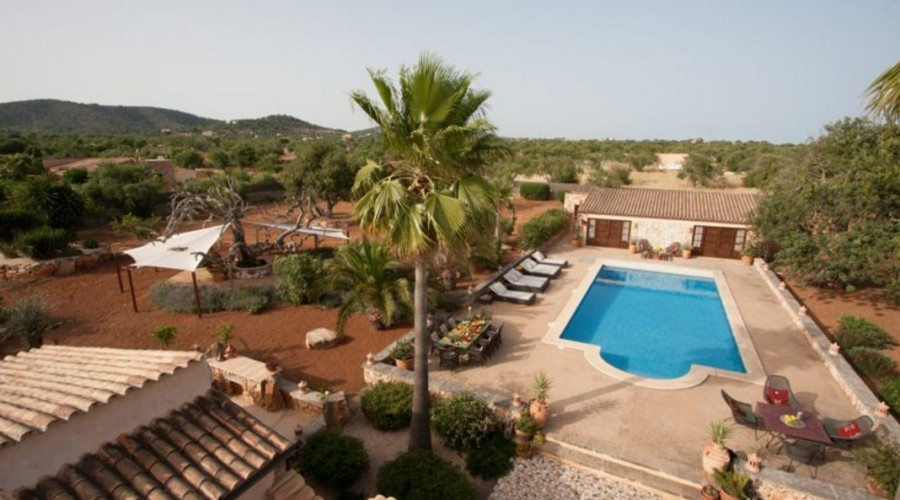 Marvellous Finca in the southeast Mallorca