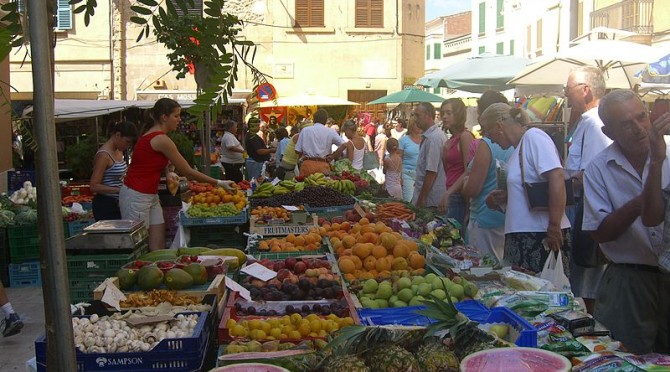 Market of Santanyi