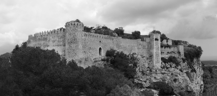 Castle of Santueri Felanitx