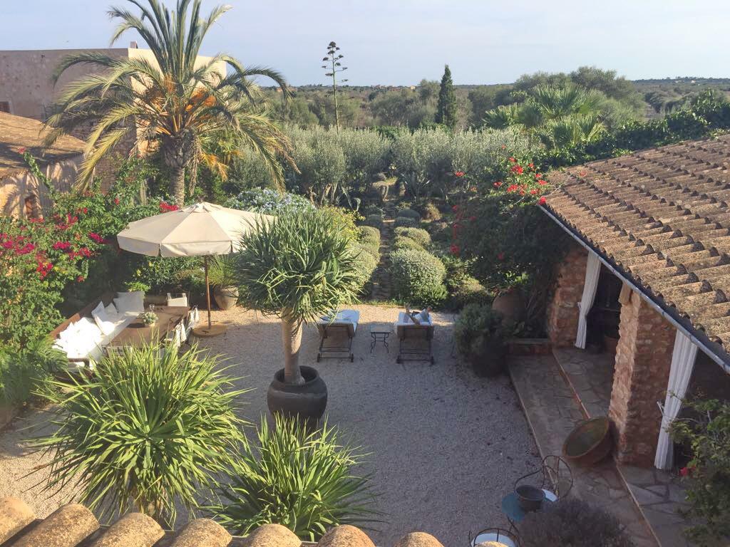 Beautiful house with garden_Llombards_Mallorca