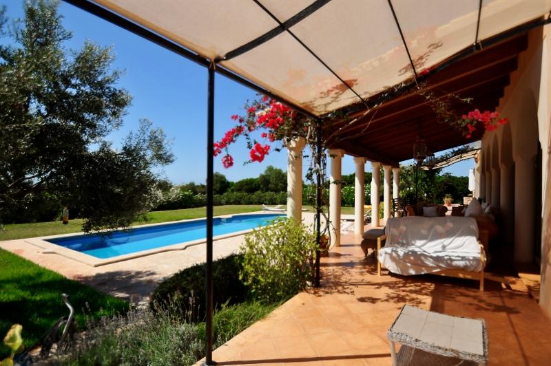 Finca mit Meerblick_Südosten _Mallorca