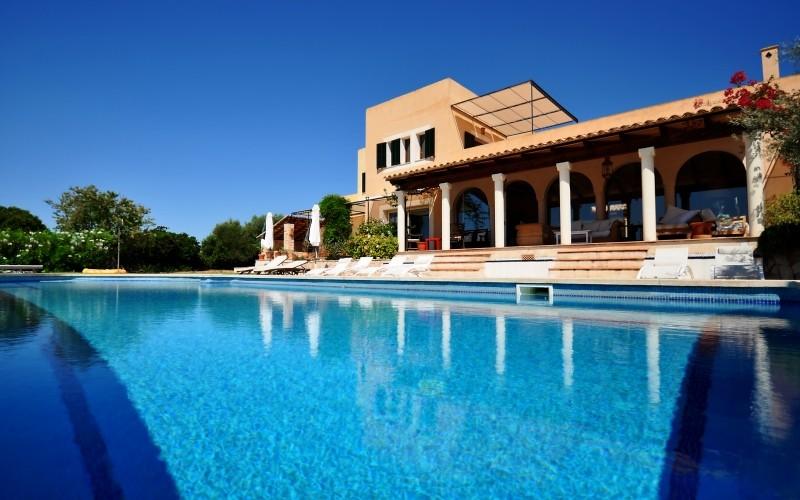 Finca mit Pool zu verkaufen_Portocolom_Mallorca