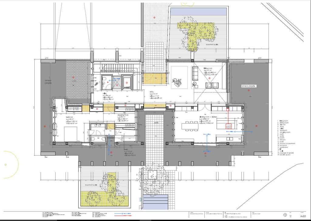 Plans plot _Santanyi_Mallorca