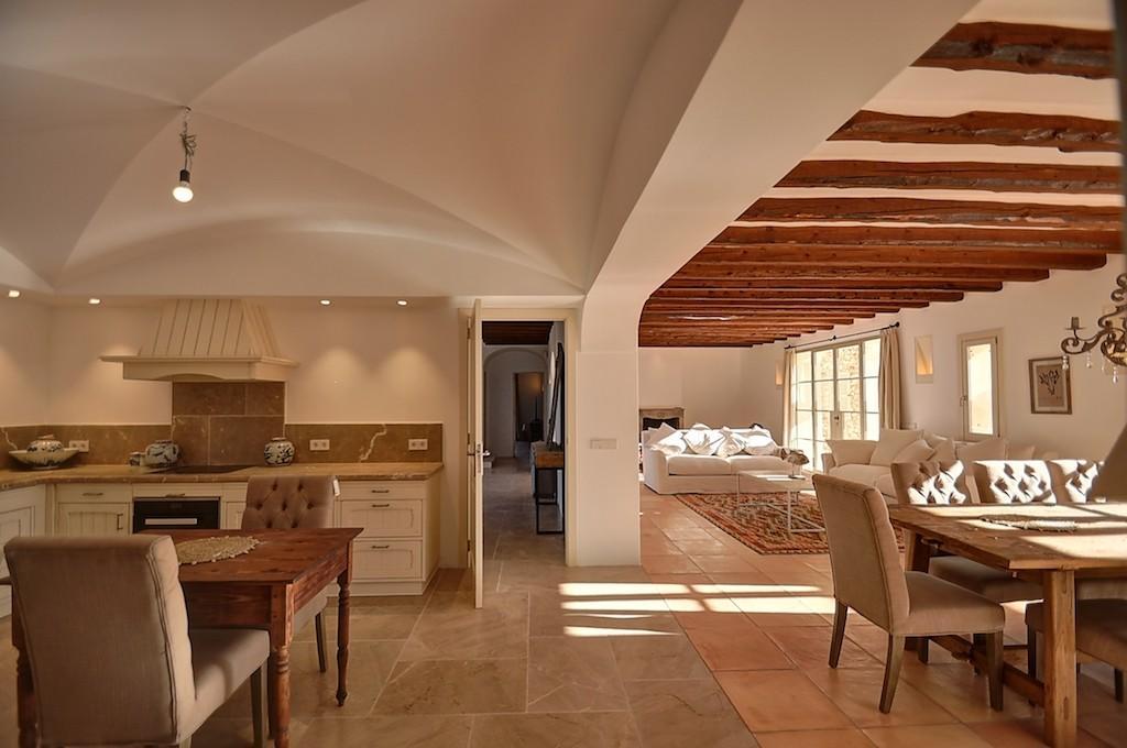 Casa de campo con piscina y Spa_sureste_Mallorca