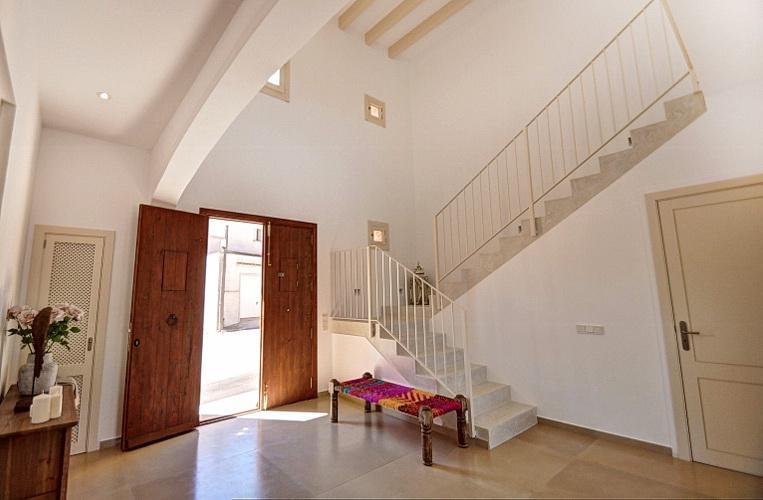 Neubauhaus mit Pool_Alqueria Blanca_Mallorca
