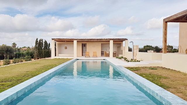 Casa con piscina Mallorca